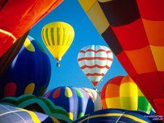 Balões... voar ... balões... voar...