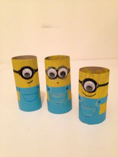 Minions toilet paper roll