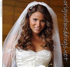 Wedding Veil Idea #wedding