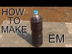 How To Make EM - YouTube