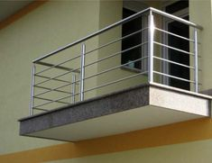 stainless steel railings for balcony - Google Search