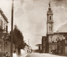 Alameda Glete - 1909