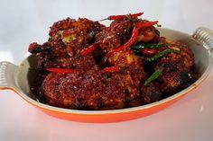 Ayam Pangang Pedis van Oma Meity - Recept | 24Kitchen