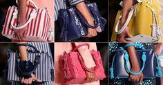 Tendências de bolsas Primavera/Verão 2015 - Site de Beleza e Moda