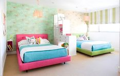boys side and girls side | 27 Shared Bedroom for Boy and Girl