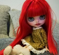 coral by luadolls