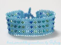 bead_tutorial: [Tutorial] Herringbone Bracelet #1