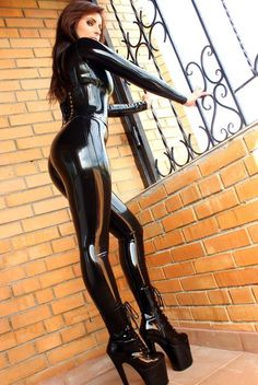 Latex is a passion !! And i LOVE it