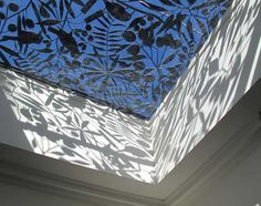 skylights with decorative screens - Google Search