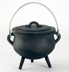Cast Iron Cauldron - Black Cast Iron Cauldrons - Kitchen - Home & Interiors - Catalogue   Black Country Metal Works