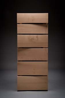 Stackable Drawers by victoria breathnach furniture design - Gallery - Cork Craft and Design Cork Crafts, Design Crafts, Drawers, Furniture Design, Victoria, Gallery, Wood, Home Decor, Decoration Home