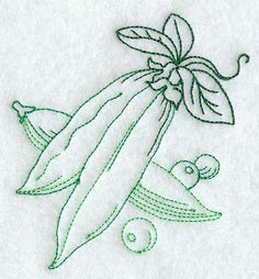 Machine Embroidery Designs at Embroidery Library! - Color Change - X9418