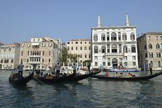 George Clooney and Amal Alamuddin wedding site:  The Aman Canal Grande Hotel in Venice.