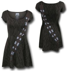 Star Wars Chewbacca Dress