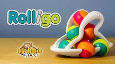 Push, Pull, Stack & Roll: Rolligo (TOYA edition)