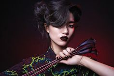 Seon Hwang by Cha Hye Gyeong for Vogue Korea Nov 2015