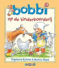 Kinderboek/ kinderboerderij/ illustrator/Monica Maas