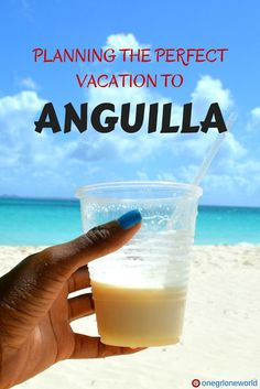 Anguilla is a pristine Caribbean paradise, here are tips for planning the best trip to this exclusive island! #caribbean #anguilla