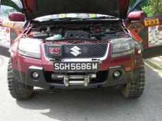 gv Grand Vitara, Corvette, Cars And Motorcycles, Motorbikes, Offroad, Jeep, Swift, Aircraft, Wheels