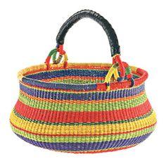 Baskets For Good  http://www.rodalesorganiclife.com/home/baskets-good?cid=soc_Rodale's%2520Organic%2520Life%2520-%2520RodalesOrganicLife_FBPAGE_Rodale's%2520Organic%2520Life__
