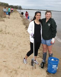 STEVENSVILLE — The Kent Island Beach Cleanups sixth season is off to a fantastic start, according to founder Kristin Weed, after two successful Saturdays picking up trash.