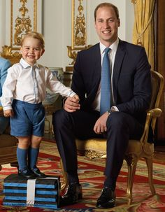 Duchess Kate: Prince George Appears on First UK Postage Stamp to Mark HM's 90th…