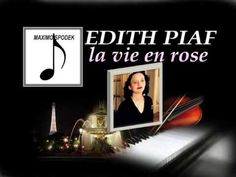 EDITH PIAF, LA VIE EN ROSE, INSTRUMENTAL, WALTZ, VALS VERSION