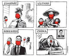 9幅諷刺漫畫,帶你回顧歷史關鍵時刻|健康關係|2015-01-14|時報出版|天下雜誌