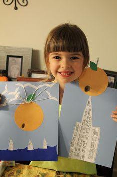 James and the Giant Peach projects