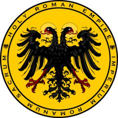 Holy Roman Empire Double Eagle Coat of Arms Shirt