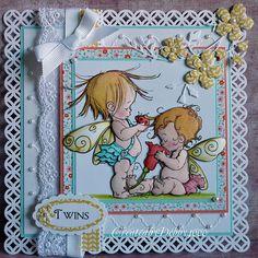 A Scrapjourney: Baby Fairies
