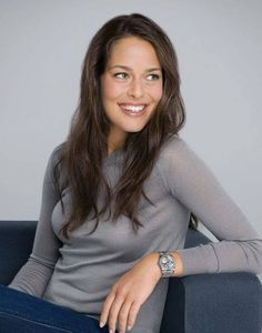 Lovely Ana Ivanovic of Serbia, former world number one and French Open Champion ~