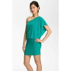 "Spotted while shopping on Poshmark: """"Mia"" One Shoulder Dress""! #poshmark #fashion #shopping #style #Soprano #Dresses & Skirts"