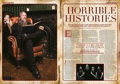 Amon Amarth Metal Hammer