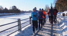 Sport a szabadban télen, cukorbetegként? Természetesen!