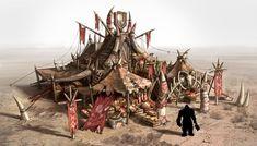 Fantasy Map, Fantasy Artwork, Fantasy World, Prop Design, Game Design, Medieval, Horde, Concept Architecture, Fantasy Inspiration