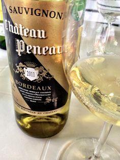 El Alma del Vino.: Château Peneau II Sauvignons 2011.