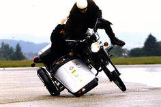 MZ ETZ 250 Mit dem leichtgängigen und gut gestuften Fünfganggetriebe war es kein Problem, den Dickschädel in seiner bevorzugten Drehregion und bei guter Laune zu halten.