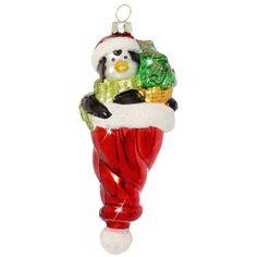 SIKORA Christbaumschmuck Glas Ornament / PINGUIN in der Weihnachtsmütze - H:12cm SIKORA Weihnachtswelt http://www.amazon.de/dp/B00G8ISZZ0/ref=cm_sw_r_pi_dp_7jQOub1B7FNH3
