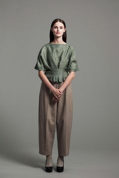 Samuji | Fall 2014 Ready-to-Wear Collection | Style.com