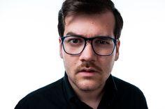 Maurizio Pellegrini - italian actor  - portrait by Paolo Corradeghini