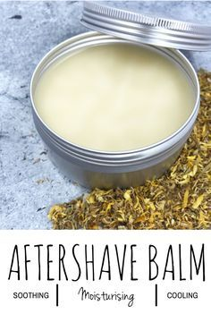 Keeping your skin well-moisturised and calm after a shave is important to prevent irritations and redness. This tutorial will show you how to create an all-natural aftershave balm, which is soothin…