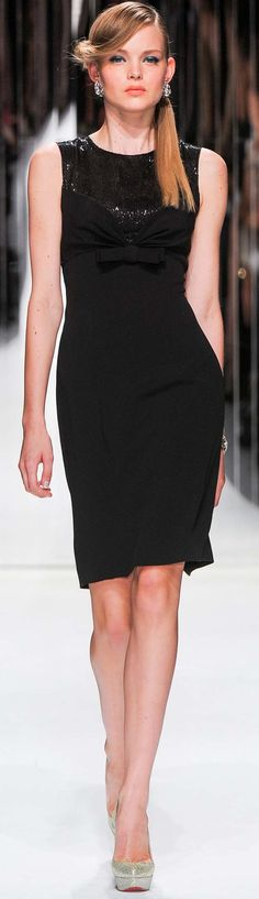 #Jenny Packham Spring Summer 2013 Ready-To-Wear Collection #LBD