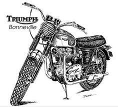 triumph bonneville- this is beautiful Moto Triumph Bonneville, Triumph T120, Triumph Motorcycles, Triumph Logo, Motorcycle Tank, Motorcycle Posters, British Motorcycles, Vintage Motorcycles, Triumph Chopper