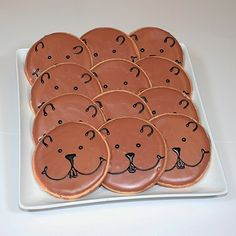 BRAND NEW - Ground Hog Day Smiley Cookies! Two of PA's Great Traditions combine to make one sweet treat! Nut Free and Kosher. Only available at SmileyCookie.com and just $15.99! #GroundHogDay