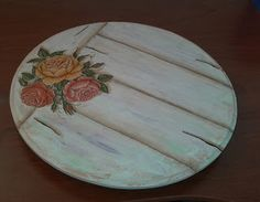 Miraz - Articulos Decorativos: junio 2013 Decoupage Art, Decoupage Vintage, Serving Tray Wood, Cool Art Projects, Mural Wall Art, Wallpaper Pictures, Christmas Printables, Chalk Paint, Painting On Wood
