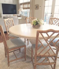 Dining table and chair mix | Amy Berry Design
