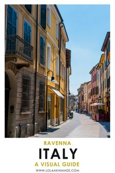 A visual guide to exploring Ravenna, Italy and its UNESCO mosaics. Travel to the Italian coast through pictures for a look at the city's stunning Christian monuments and buildings such as the Church of San Vitale and the Archiepiscopal Chapel. Learn how to make the most of one of Europe's top UNESCO destinations in Italia and map out your perfect trip.   Geotraveler's Niche Travel Blog #Ravenna #Italy #Italia #Europe #UNESCO #Travel #TravelTips #TravelGuide