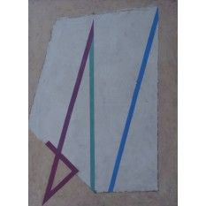 Virgil PREDA (1923-2011) - Inscriptie 3 (1997)