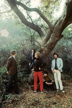 The Rolling Stones, 1965 - Brian Entertaining the Boys
